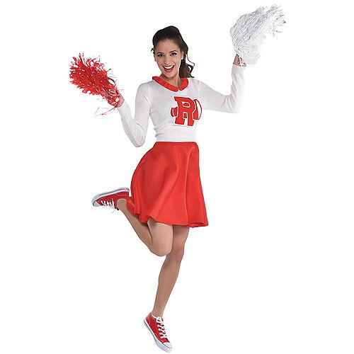 Womens Rydell High Cheerleader Dress - Grease