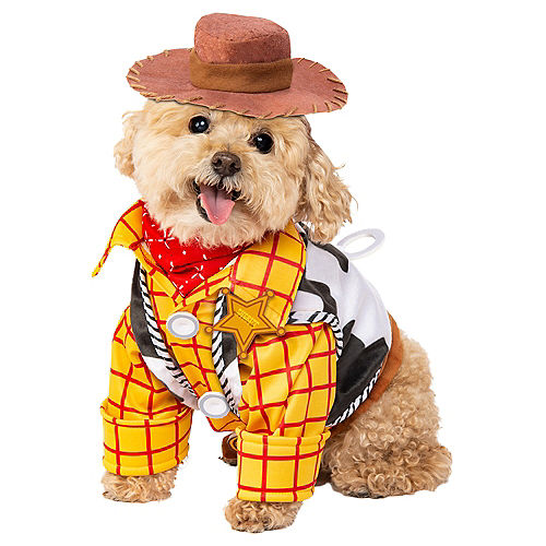 Woody Dog Costume - Toy Story