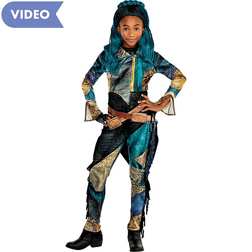 Child Uma Costume - Descendants 3