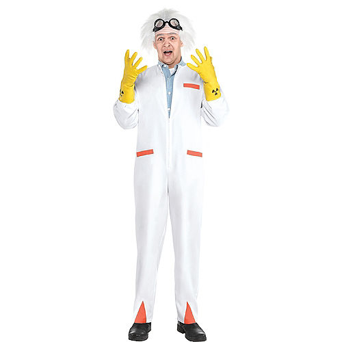 Adult Doc Costume Accessory Kit - Back To The Future