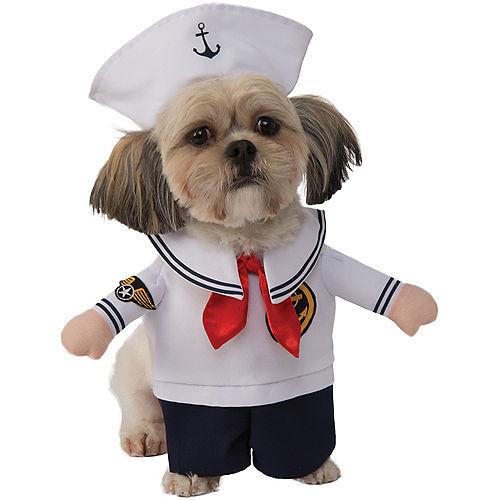 Walking Sailor Dog Costume