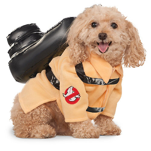 Ghostbusters Jumpsuit Dog Costume