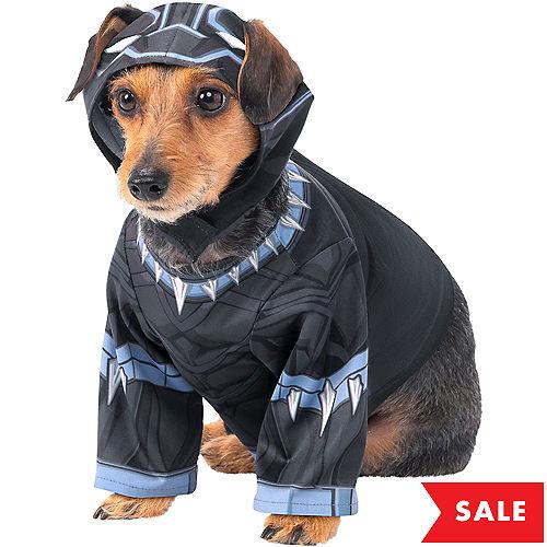 Black Panther Dog Costume