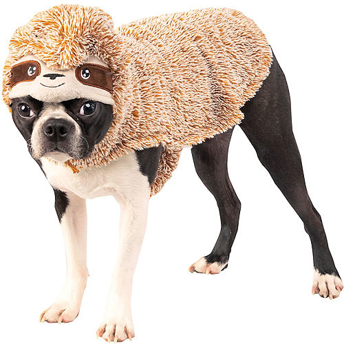 Sloth Dog Hoodie Costume