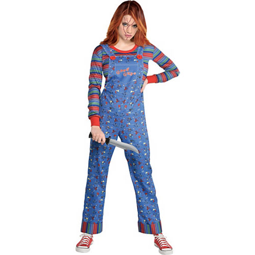 Womens Chucky Costume - Child's Play